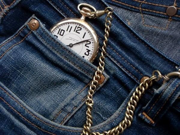 Công dụng không ngờ của chiếc túi nhỏ trên quần Jeans - ảnh 2