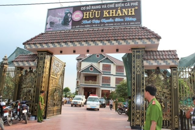 Thêm nhiều tình tiết mới về nghi can vụ đại gia cà phê Tiền Giang - ảnh 1