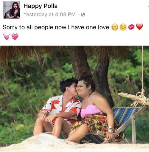 Happy Polla có 'gấu' khiến dân FA 'nổ mắt' vì ghen tị - ảnh 1