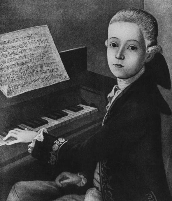 Những sự thật mà bạn chưa từng biết về thiên tài âm nhạc Mozart - ảnh 2