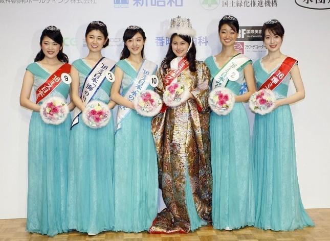 Tân hoa hậu Nhật Bản 2016 bị cư dân mạng 'ném đá' vì quá béo - ảnh 3