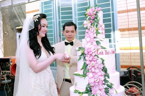 Sự thật việc Vũ Hoàng Điệp vắng mặt trong lễ cưới chị ruột - ảnh 4