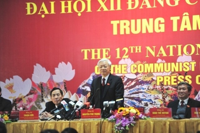 Tổng Bí thư Nguyễn Phú Trọng chia sẻ sau khi tái đắc cử khóa XII - ảnh 1