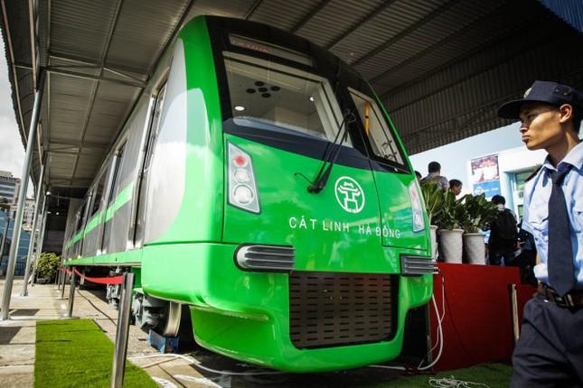 Nhiều chi tiết tàu đường sắt Cát Linh - Hà Đông sẽ được chỉnh sửa - ảnh 1