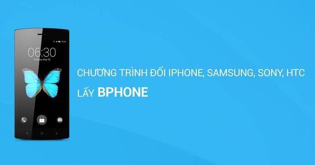 'Đổi iPhone lấy Bphone' không còn là 'chiêu' mới - ảnh 1