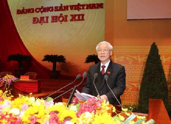 Diễn văn bế mạc Đại hội XII của Tổng Bí thư Nguyễn Phú Trọng - ảnh 1