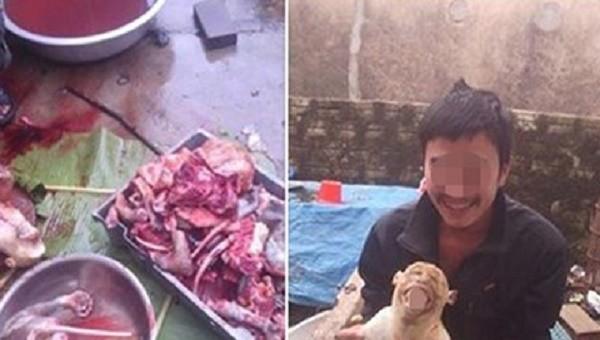 Thanh niên khoe ảnh giết khỉ lên Facebook bị phạt 5,25 triệu đồng - ảnh 1