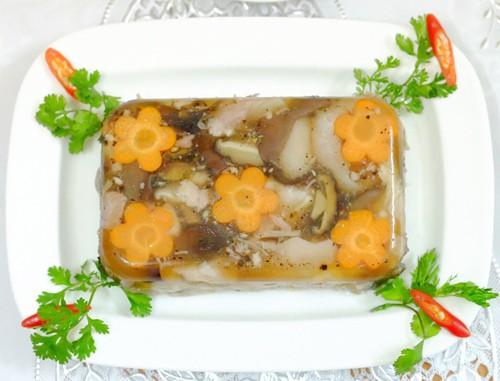 Cách nấu thịt đông ngon, mềm, không ngấy đón Tết Bính Thân - ảnh 4