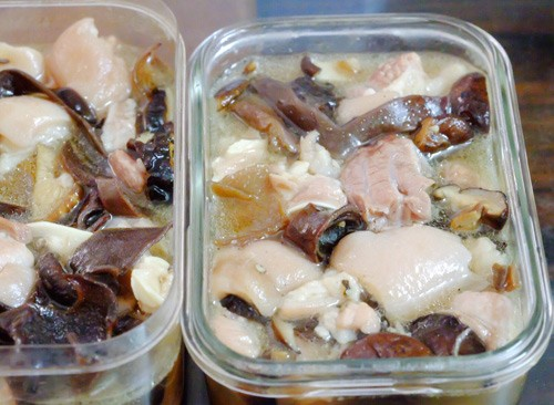 Cách nấu thịt đông ngon, mềm, không ngấy đón Tết Bính Thân - ảnh 3