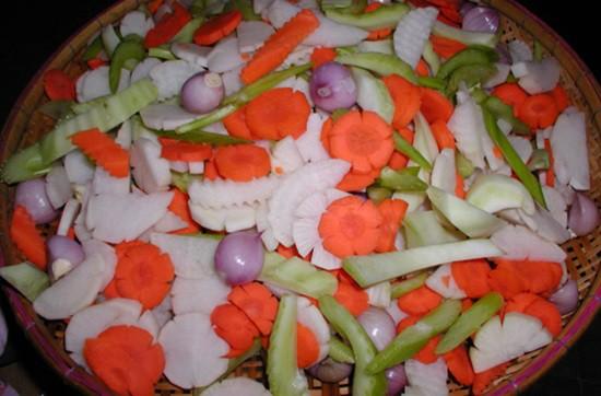Cách làm dưa món chua chua, ngọt ngọt chống ngấy ngày Tết - ảnh 5