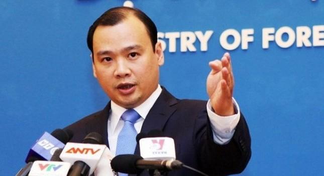 Việt Nam phản đối Đài Loan vi phạm chủ quyền ở Biển Đông - ảnh 1