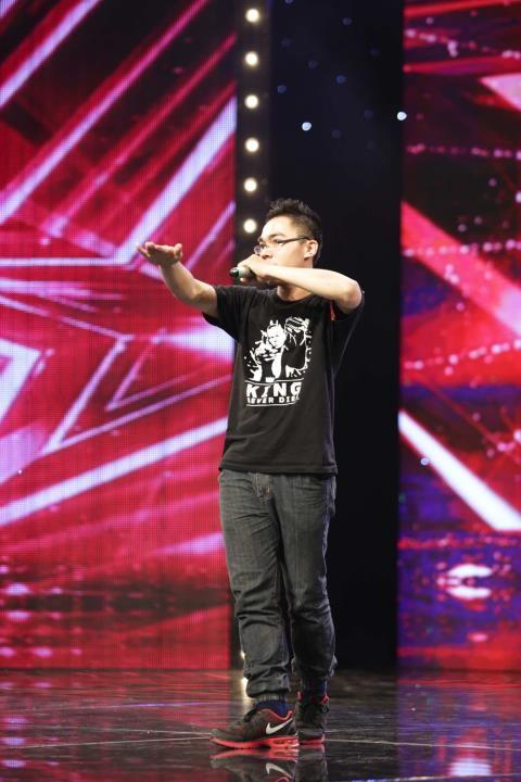 Vietnam's Got Talent: Nhiều tiết mục xuất sắc khiến BGK ngỡ ngàng - ảnh 1