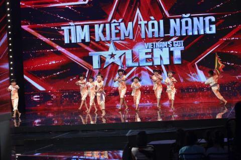 Vietnam's Got Talent: Nhiều tiết mục xuất sắc khiến BGK ngỡ ngàng - ảnh 2