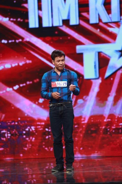 Vietnam's Got Talent: Nhiều tiết mục xuất sắc khiến BGK ngỡ ngàng - ảnh 4
