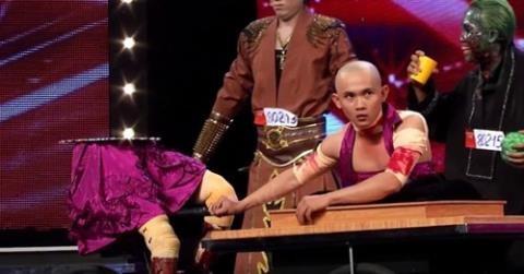 Vietnam's Got Talent: Nhiều tiết mục xuất sắc khiến BGK ngỡ ngàng - ảnh 5