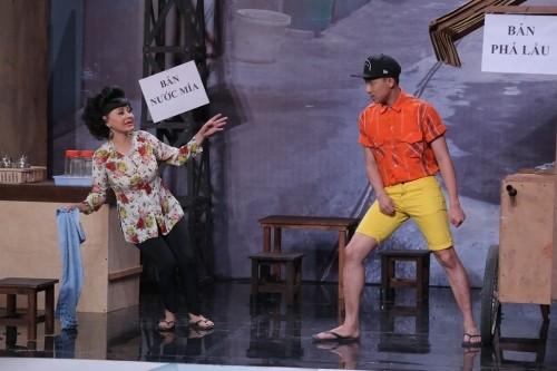 Hội ngộ danh hài: Trấn Thành-Lê Giang khiến khán giả 'cười té ghế - ảnh 2
