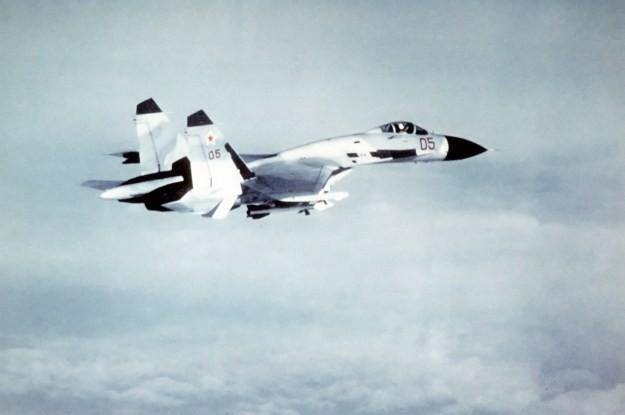 Mỹ tố chiến đấu cơ Nga áp sát nguy hiểm máy bay do thám của Mỹ - ảnh 1