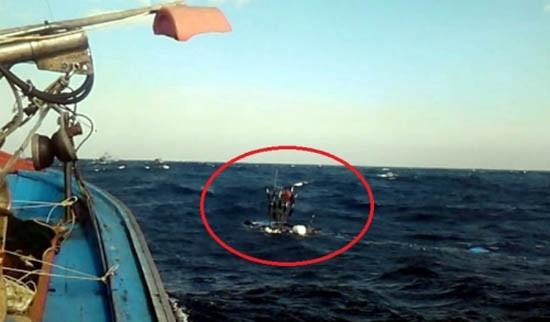 Tàu lạ liên tiếp đâm vào tàu Việt Nam tới khi chìm - ảnh 1