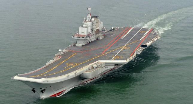 Bắc Kinh có kế hoạch đưa tàu sân bay tuần tra Biển Đông - ảnh 1