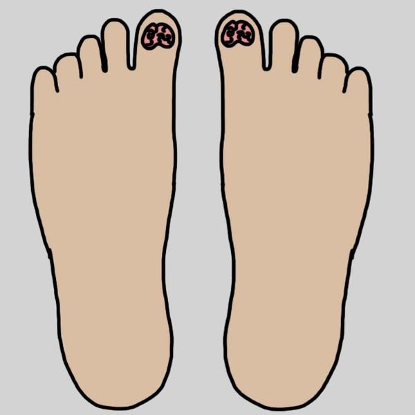 Bấm huyệt ở chân là một trong những cách chữa bệnh cực hay  - ảnh 1