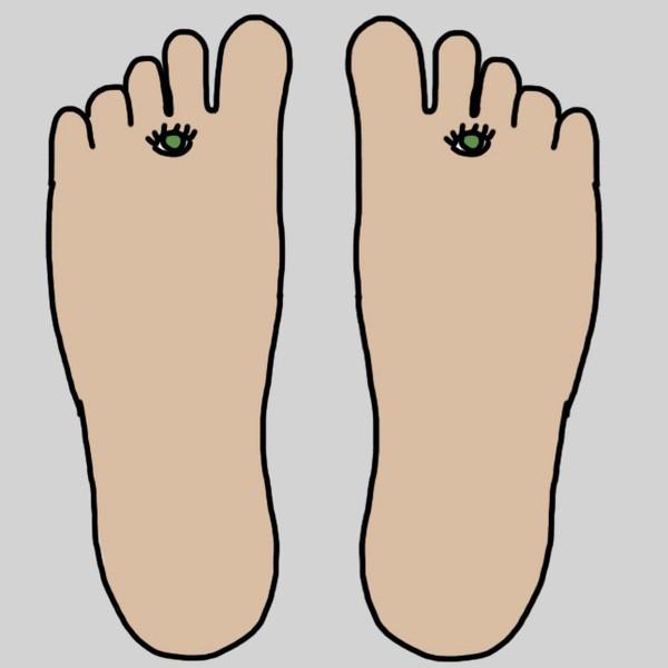 Bấm huyệt ở chân là một trong những cách chữa bệnh cực hay  - ảnh 2