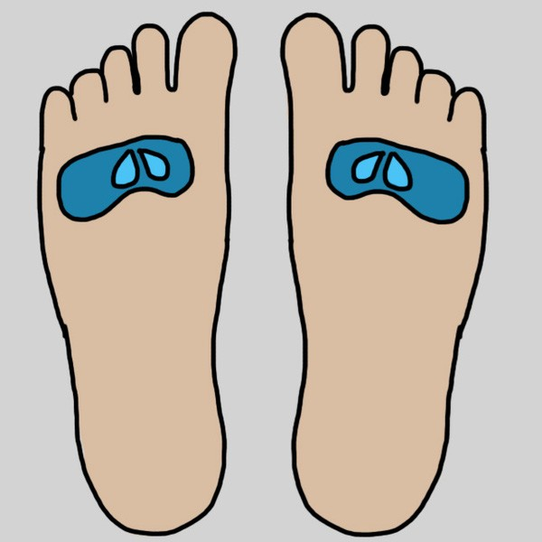 Bấm huyệt ở chân là một trong những cách chữa bệnh cực hay  - ảnh 4