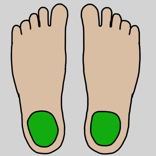 Bấm huyệt ở chân là một trong những cách chữa bệnh cực hay  - ảnh 5