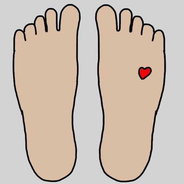 Bấm huyệt ở chân là một trong những cách chữa bệnh cực hay  - ảnh 7