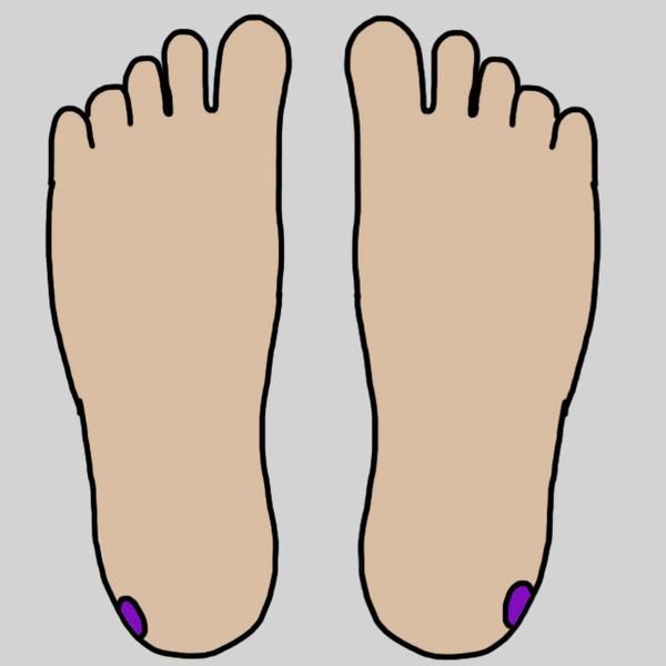 Bấm huyệt ở chân là một trong những cách chữa bệnh cực hay  - ảnh 8