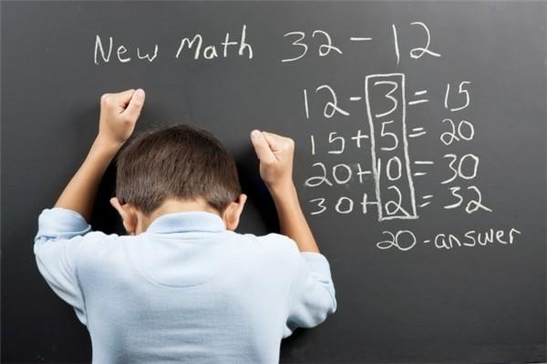 Tiết lộ lý do bạn cảm thấy 'ghét cay ghét đắng' môn toán - ảnh 1