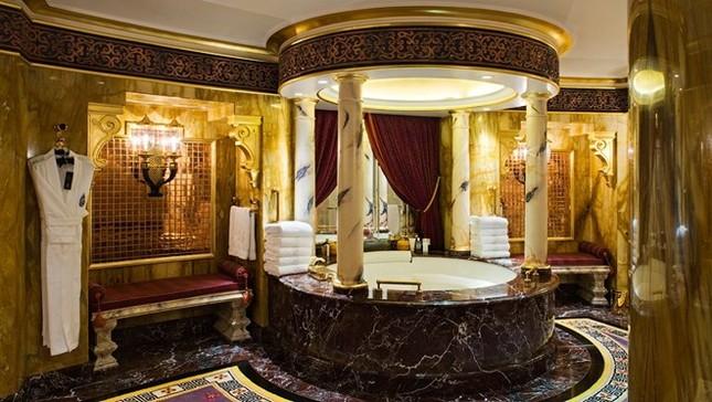Những điều 'điên rồ' về sự giàu có khủng khiếp ở Dubai - ảnh 6