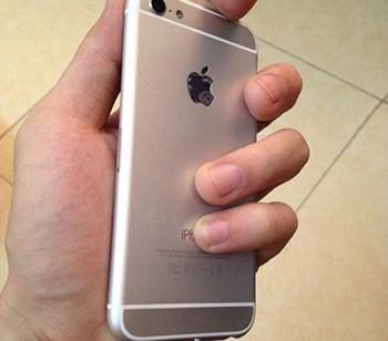 Rò rỉ những hình ảnh đầu tiên của iPhone 6c - ảnh 1