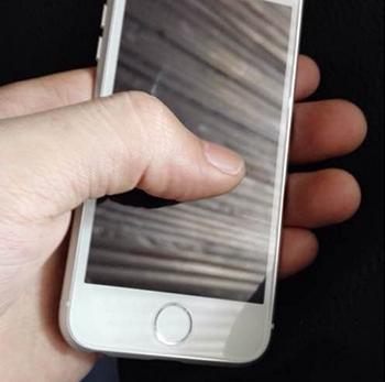 Rò rỉ những hình ảnh đầu tiên của iPhone 6c - ảnh 2