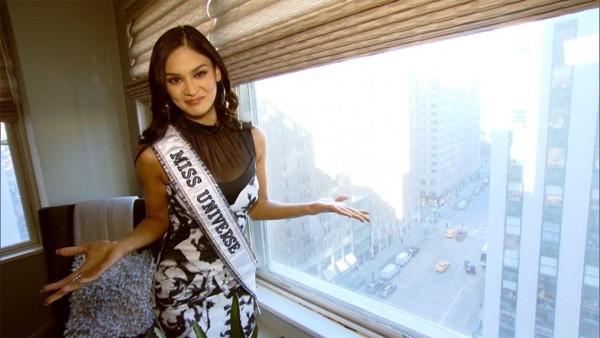 Tân Hoa hậu Hoàn vũ Thế giới hé lộ căn hộ xa hoa ở Mỹ - ảnh 3