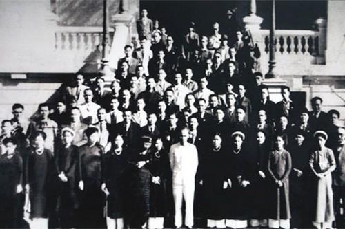 Những hình ảnh lịch sử về ngày Tổng tuyển cử đầu tiên 6/1/1946 - ảnh 4