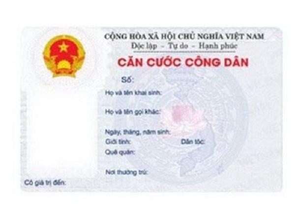 Những ai cần đổi thẻ căn cước công dân? - ảnh 1
