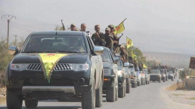 Tình hình Syria mới nhất: Phe đối lập mở đợt tấn công vào thủ phủ IS - ảnh 1