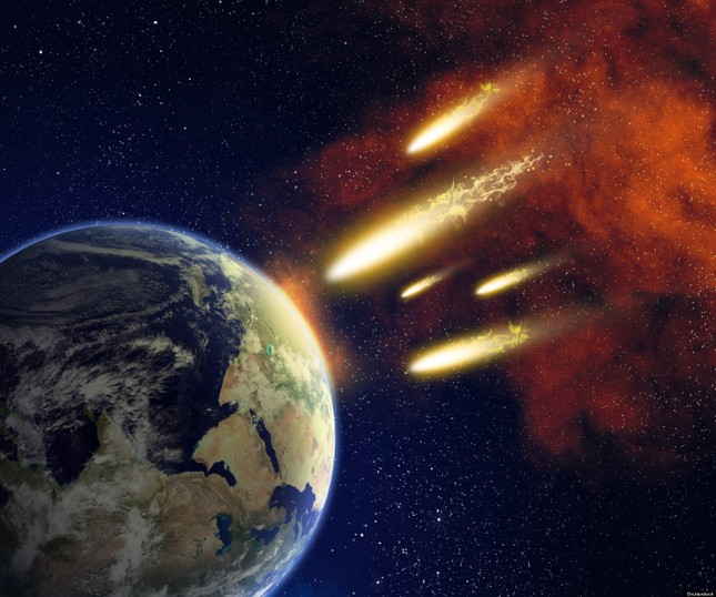 Nhân loại sẽ ứng phó thế nào khi thiên thạch va vào Trái đất? - ảnh 1