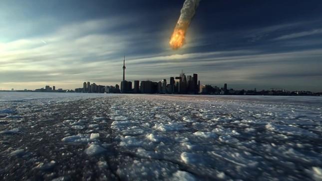Nhân loại sẽ ứng phó thế nào khi thiên thạch va vào Trái đất? - ảnh 3