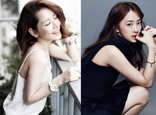 Nhan sắc Chi Pu ngang ngửa 5 mỹ nữ Hàn cùng tuổi - ảnh 16