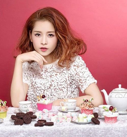 Nhan sắc Chi Pu ngang ngửa 5 mỹ nữ Hàn cùng tuổi - ảnh 10