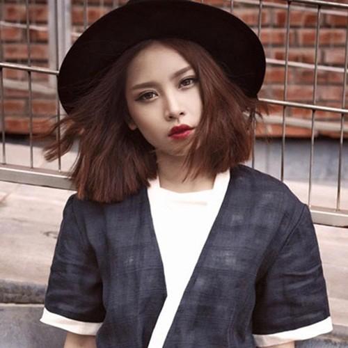 Nhan sắc Chi Pu ngang ngửa 5 mỹ nữ Hàn cùng tuổi - ảnh 12