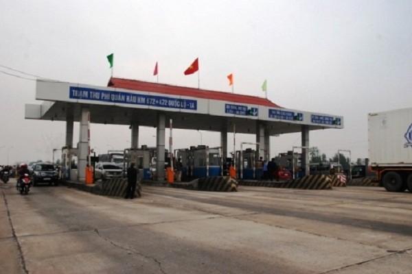 Quảng Bình: Dân kêu trời vì tăng giá phí đường bộ tại trạm Quán Hàu - ảnh 1