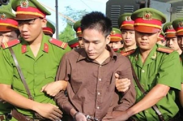 Thảm án ở Bình Phước: Trần Đình Thoại làm đơn kháng cáo - ảnh 1