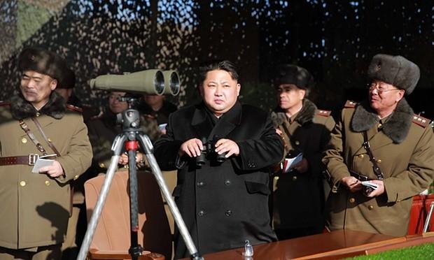 Triều Tiên tuyên bố thử nghiệm thành công bom khinh khí - ảnh 1