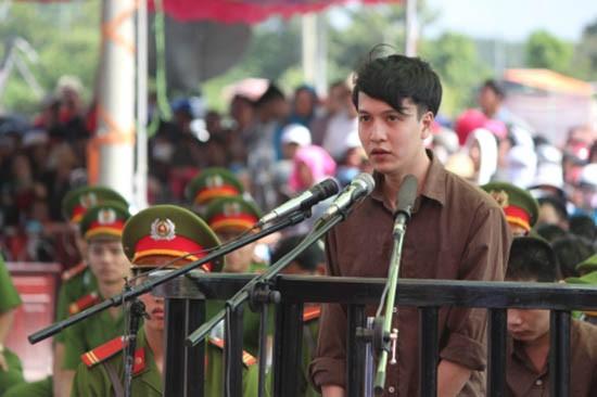 Thảm án ở Bình Phước: Nguyễn Hải Dương chấp nhận án tử hình - ảnh 1