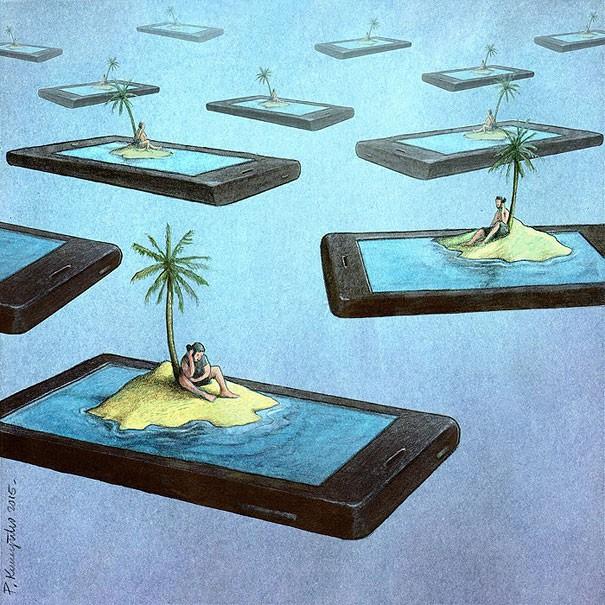Con người đã trở thành nô lệ của công nghệ như thế nào? - ảnh 7