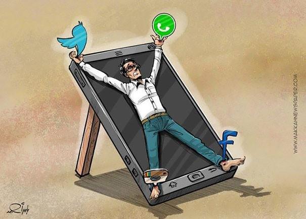 Con người đã trở thành nô lệ của công nghệ như thế nào? - ảnh 12
