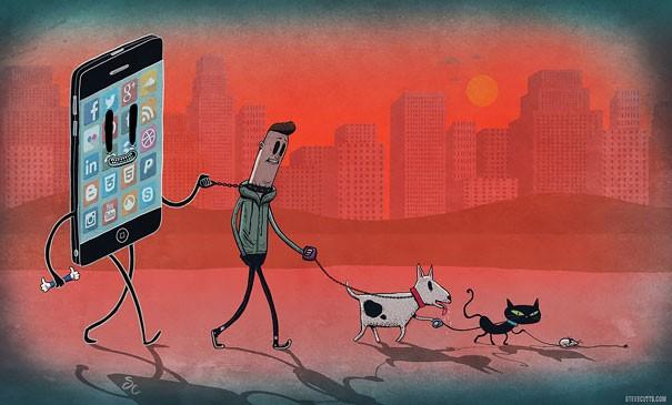 Con người đã trở thành nô lệ của công nghệ như thế nào? - ảnh 16