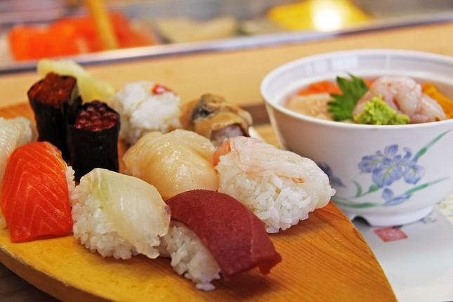 Mục sở thị những thú vị chưa từng biết về Sushi - ảnh 4